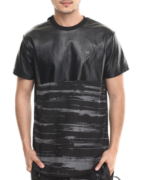 Rocksmith - Men Black Jupiter T-Shirt - $29.99