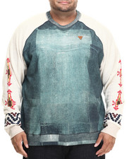 Men - Printed Sweatshirt (B&T)