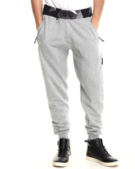 Rocksmith - Men Grey Alpine Slim Sweats - $36.99