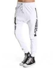 Men - Saints & Sinner Joggers