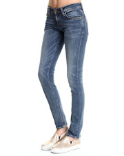 Nudie Jeans - Pure Blue Tight Long John Jeans