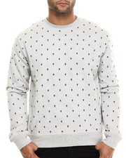 Men - All Over Skull Sweatshirt