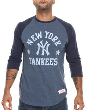 Mitchell & Ness - NEW YORK YANKEES RAGLAN