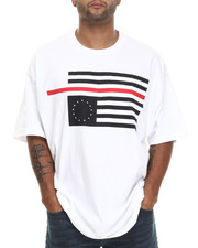 BLVCK SCVLE - Rebel Red Flag Tee