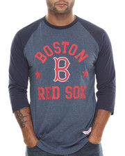 Mitchell & Ness - BOSTON RED SOX RAGLAN