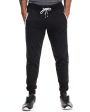 Men - Zipper Front Pocket Sweatpant