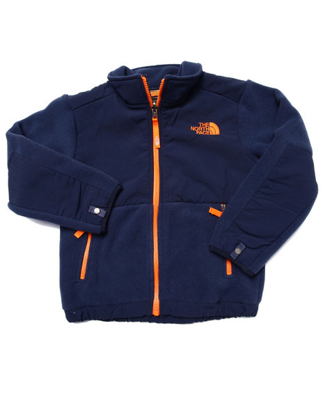 The North Face - Boys Navy Denali Jacket (5-20)