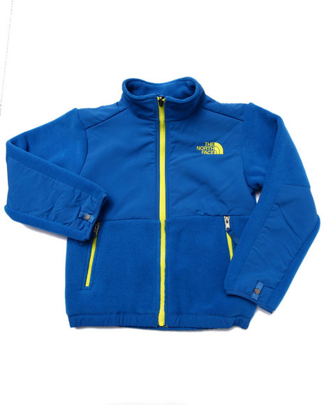 The North Face - Boys Blue Denali Jacket (5-20)