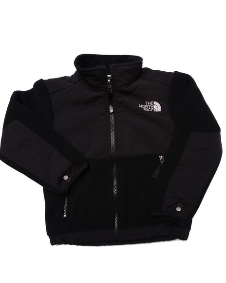 The North Face - Boys Black Denali Jacket (5-20)