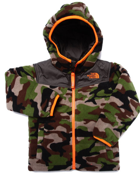 The North Face - Boys Camo Reversible True Or False (2T-4T)