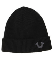 True Religion - Ribbed Knit Watch Beanie