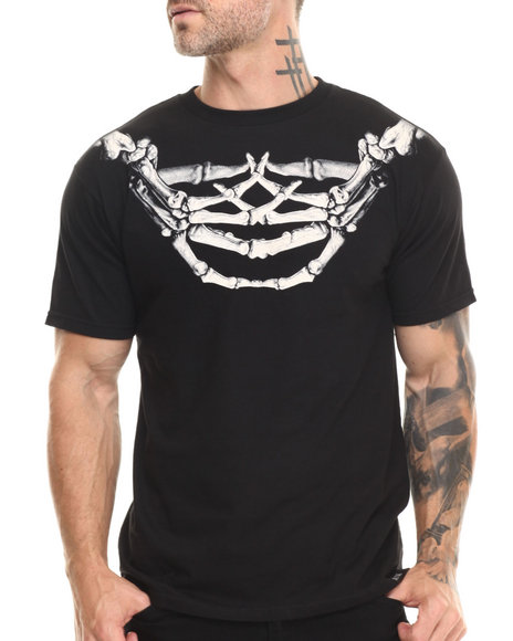 Rook - Men Black Hold On T-Shirt