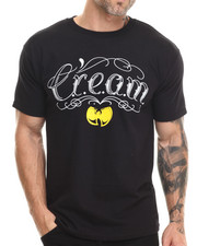 Wu-Tang Limited - Cream Tat T-Shirt