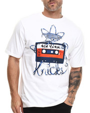 Adidas - New York Knicks Unwind tee