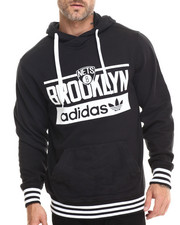 Adidas - Brooklyn Nets Originals Pullover Hoody