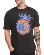 Adidas - New York Knicks Crown Tee