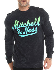Mitchell & Ness - Mitchell & Ness Acid Wash Sweatshirt