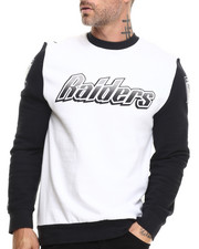 Mitchell & Ness - Oakland Raiders NFL Stop On A Dime Crewneck Sweatshirt