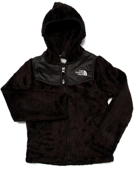 The North Face - Girls Black Oso Hoodie (5-18)