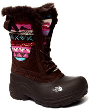 Grade School (5 yrs+) - Shellista Lace Novelty Boot (11-6)
