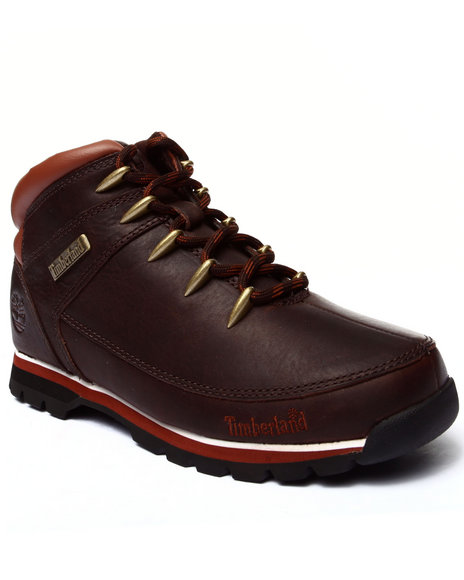 Timberland - Men Brown Euro Sprint Hiker Boots