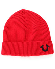 Accessories - Ribbed Knit Watch Beanie