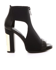Shoes - MOLLIE CUT OUT BOOTIE