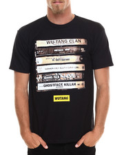Wu-Tang Limited - WU Tape T-Shirt