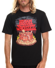 Skate Mental - Blood Jacuzzi Tee