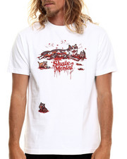 Skate Mental - Cats with Kittens Tee
