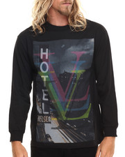 Shirts - Digital Hotel VL L/S T-Shirt
