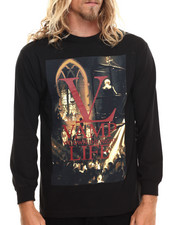 Men - Vamp L/S T-Shirt
