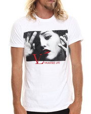 Vampire Life - Girl Closeup T-Shirt