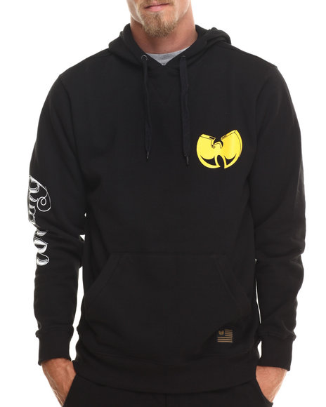 Wu-Tang Limited - Men Black Wu Tat Pullover