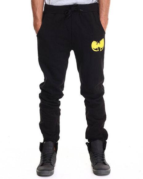 Wu-Tang Limited Black Sweatpants
