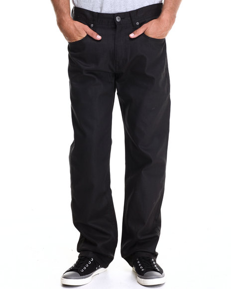 Ecko - Men Black Relaxed Fit Denim Jeans