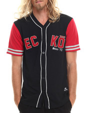Jerseys - Ecko Baseball Knit Jersey