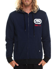 Men - Fleece Zip Hoodie