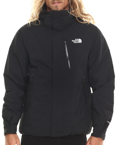The North Face - Men Black Plasma Thermoball Jacket