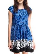Dresses - Tiger Night Dress