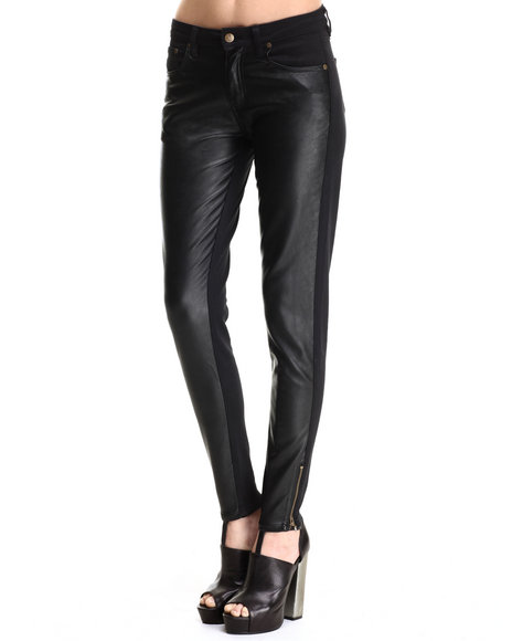 Minkpink Black Pants