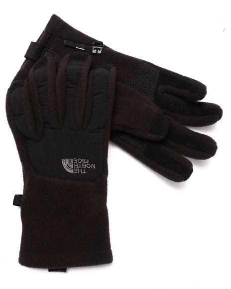 The North Face - Women Black Women's Denali Etip Glove