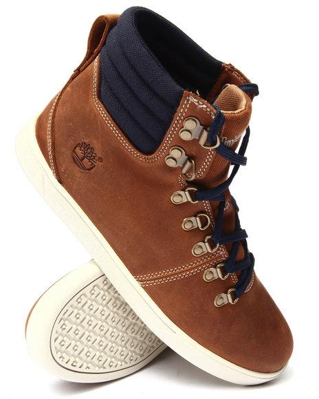 Timberland - Men Tan Groveton Alpine Hiker Sneakers