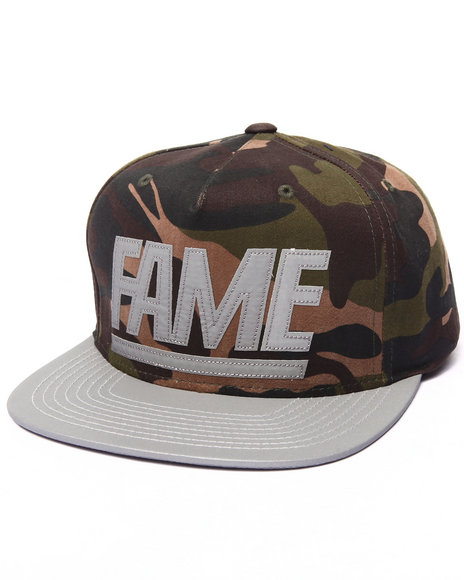 Hall Of Fame Men 3Mf Snapback Cap Camo