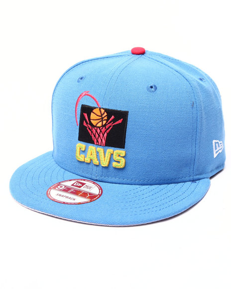 Ur-ID 222919 New Era - Men Blue Cleveland Cavaliers