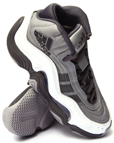 Adidas - Men Grey Crazy 2 Sneakers