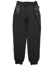 Sizes 8-20 - Big Kids - PU KNIT JOGGER (8-20)