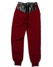 Sweatpants - PU KNIT JOGGER (8-20)
