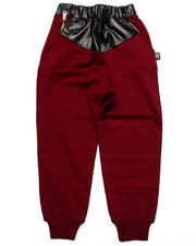 Sweatpants - PU KNIT JOGGER (4-7)