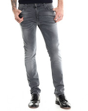 Nudie Jeans - Tube Tom Back To Grey Jeans